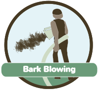 Bark Blowing